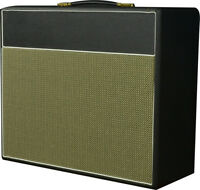 British 18 Watt Style Guitar Amplifier 1x12 Speaker Extension Cabinet