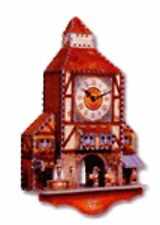 Wrebbit Puzz 3D Puzzle Foam - Bavarian Clock - Sealed Collectible!