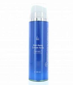 Dauerhaft Haarwachstum reduzieren mit HairAway Cream forte (120ml)