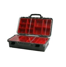 Exactapak MultiBox Component Storage Case w/ Clear Lids MULTI-10 Tool Box