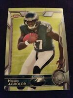 2015 Topps Chrome Football #146 Nelson Agholor RC Philadelphia Eagles