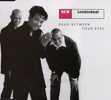 (New) Londonbeat Read between your eyes (1999) [Maxi-CD]