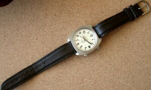 Rare NOS Cal. 2185 Accutron Mark IV, Railroad Watch, Running On Time *REDUCED*