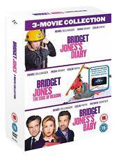 Bridget Jones's Diary/The Edge of Reason/Bridget Jones's Baby (Box Set with Di