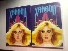 XANADU OLIVIA NEWTON JOHN, GENE KELLY DVD  RARE COVER DVD