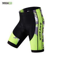 Padded Cycling Shorts Mountain Bike Shorts Breathable Short Pants Ciclismo