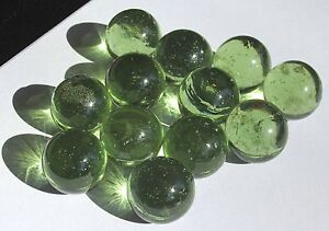 """12 HELENITE Orbs Balls Cabs 3/4"""" Mt St Helens green obsidianite Facet rough USA"""
