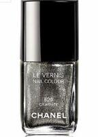 CHANEL Nail Polish 529 graphite RARE limited edition AUTHENTIC New in Box