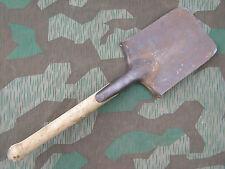 Original German WWII Late War Flat Shovel (Spaten)?