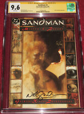 CGC SS Sandman issue 3 signed by the NEIL GAIMAN! Netflix series coming soon!!!