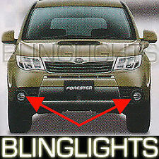 Subaru Forester Halogen Fog lamp driving lights Kit