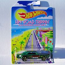 '69 Dodge Charger. A1A Florida Coast Highway. HW Road Trippin'. 4/21. NEW!
