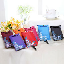 Foldable Handy Shopping Bag Reusable Tote Pouch Recycle Storage Grocery Handbags