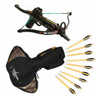 PSE Viper SS Handheld Pistol Crossbow Package with SAS Bag and Extra Arrows