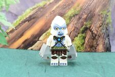 Lego Mini Figure Legends of Chima Grizzam with 2-Sided Head from Set 70009