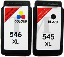 PG-545XL & CL-546XL Black & Colour Multipack Ink fits Canon Pixma MG3050 Printer