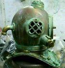 Nautical Morse Antique Scuba SCA Divers Diving Helmet US Navy Mark V Boston Dove