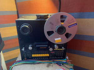 """Tascam TSR-8 8-Track 1/2"""" Open Reel-to-Reel Tape Recorder Player"""