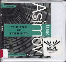 The End of Eternity by Isaac Asimov (2012, CD, Unabridged) Science Fiction