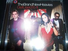 THE BRAND NEW HEAVIES (N'DEA DAVENPORT) GET USED TO IT MUSIC CD - LIKE NEW