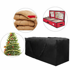 Large Waterproof Outdoor Garden Cushion Storage Bag Water Resistant Fully Zipped