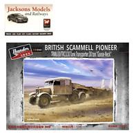 Thunder Model 35207 Scammell Pioneer TRMU30/TRCU30 Tank Transport 1:35 Scale Kit