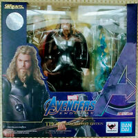 S.H. Figuarts Thor Final Battle Action Figure Avengers Endgame Tamashii Nations