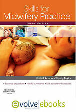 Skills for Midwifery Practice: with Pageburst online access, 3e, Good Condition