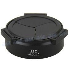 JJC Pro Self-Retaining AUTO LENS CAP For FUJIFILM FINEPIX X10 X20 X30 Camera