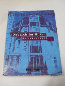 BARBERIS/BRUNO  DEUTSCH IM HOTEL KORRESPONDENZ   HUEBER