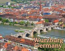 Germany - WURZBURG - Travel Souvenir Magnet