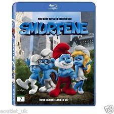 The Smurfs Blu-ray Region B NEW SEALED