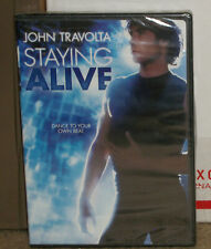Staying Alive DVD New