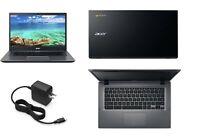 "Acer Chromebook 14 CP5-471-C0EX 14"" Celeron 3855U 1.60GHz 4GB RAM 16GB SSD"