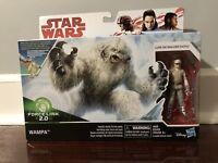 environ 9.52 cm 3.75 IN Star Wars Force Link 2.0 Wampa et Luke Skywalker Figure New in Box Hoth