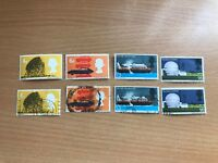GB QE2 - Two full sets of British Technology - 1969 - MNH and USED