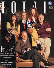 FRASIER CAST GRAMMER 8X10 AUTHENTIC IN PERSON SIGNED AUTOGRAPH REPRINT PHOTO