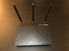 ASUS RT-AC66U - AC1750 Dual-Band 3x3 Gigabit Wireless Router - 802.11ac/a/b/g/n