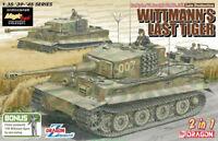 DRAGON 1/35 6800 Pz.Kpfw.VI Ausf.E Sd.Kfz 181- Wittmann's Last Tiger <3 Bonus>