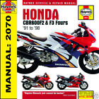 Honda CBR600 CBR600F2 & CBR600F3  1991-1998 Haynes Manual 2070 NEW