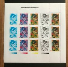 FRANCE 2004 Impression an héliogravure with Vassily Kandinsky stamp