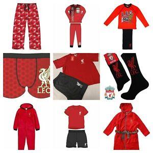 Liverpool FC Pyjamas / Boxer shorts / lounge pants/  LFC Crest Socks