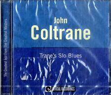 JOHN COLTRANE Trane's Slo Blues CD NEW Sealed
