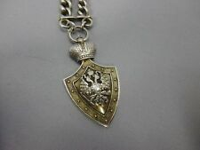 beautiful old russian silver chatelaine silver hallmarked Russland Silber
