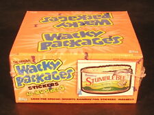 2006 Topps Wacky Packages All-New Series 3 ANS3 FULL SEALED BOX 36 packs no gum
