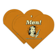 Men Available in Sizes XL L M No Thanks Heart Faux Leather Bookmark Set