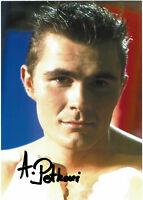 Alexander Petkovic - original signierte Autogrammkarte - Boxen - hand signed
