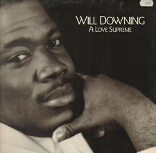 WILL DOWNING - A Love Supreme (Extended Vocal Remix) - 1988 Island Usa - 0-96607