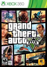 GTA V XBOX 360 PLAY DISC NO2 PAL GRAND THEFT AUTO FIVE 5 GAME