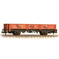 Graham Farish 377-553 N Gauge Railfreight ZDA 'Bass' Open Wagon